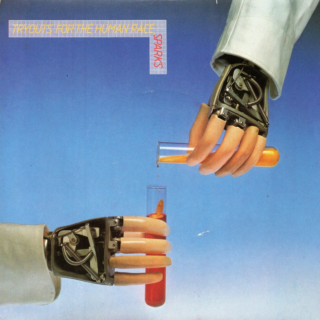 【7inch・英盤】Sparks / Tryouts For The Human Race