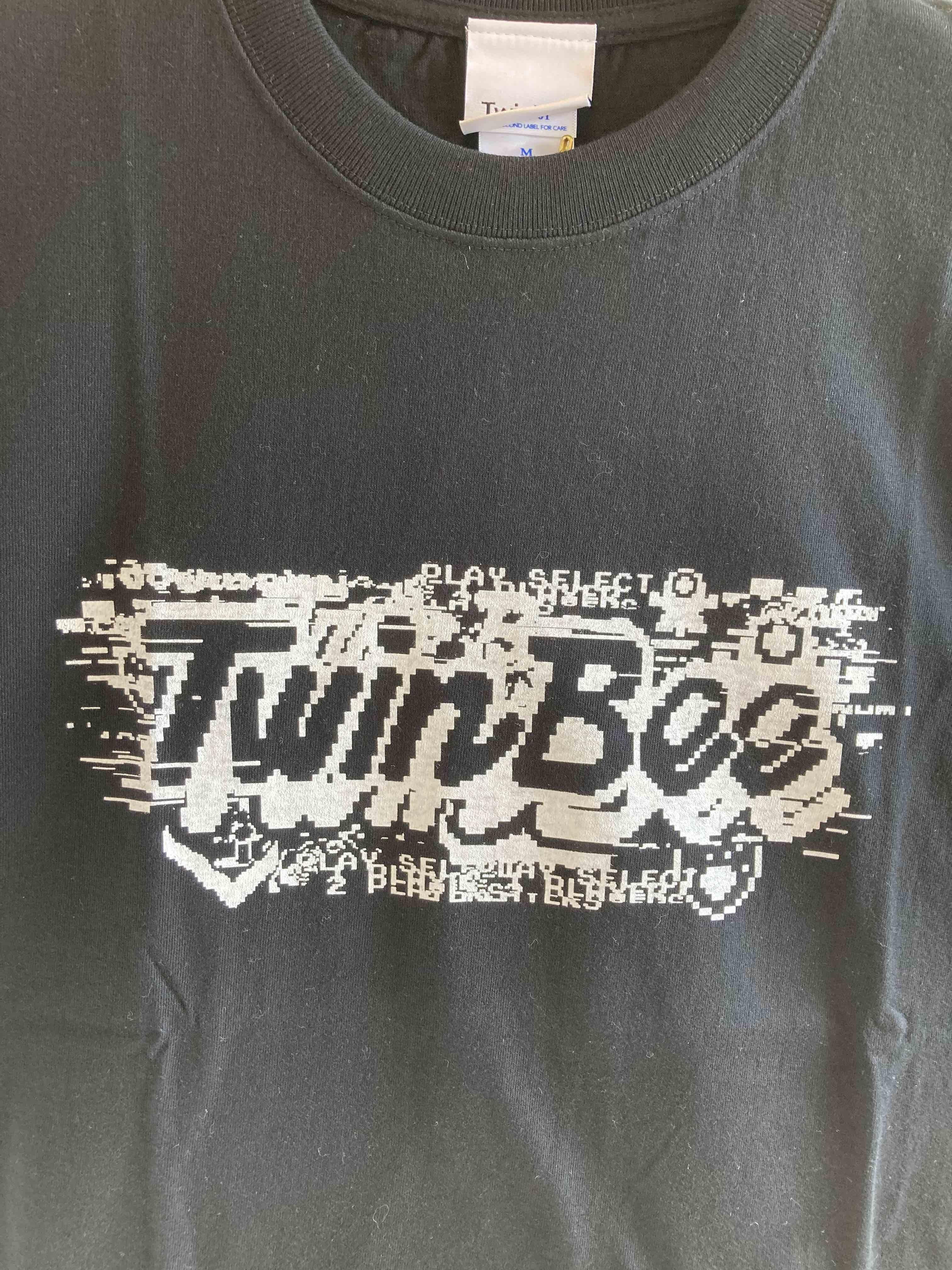 TwinBee Tシャツ(ホワイト・ブラック) / VIDEO GAME TOKYO