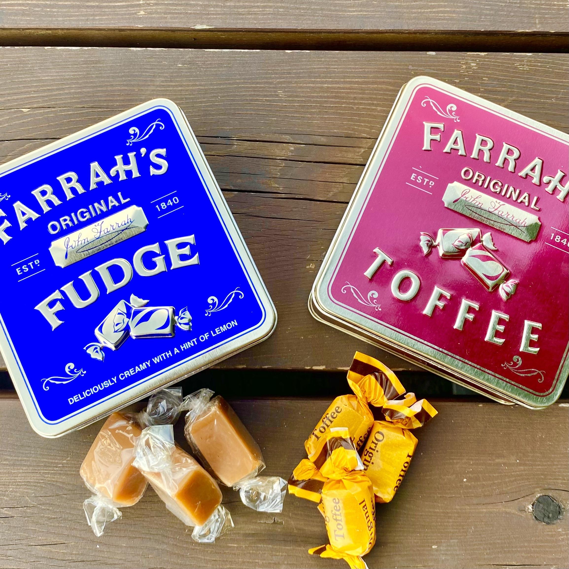 Farrah's(ファラーズ)キャラメル