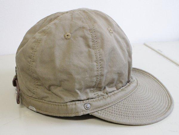 DECHO (デコー)   KOME CAP 【STANDARD D-01】 -BEIGE- チノ コメキャップ