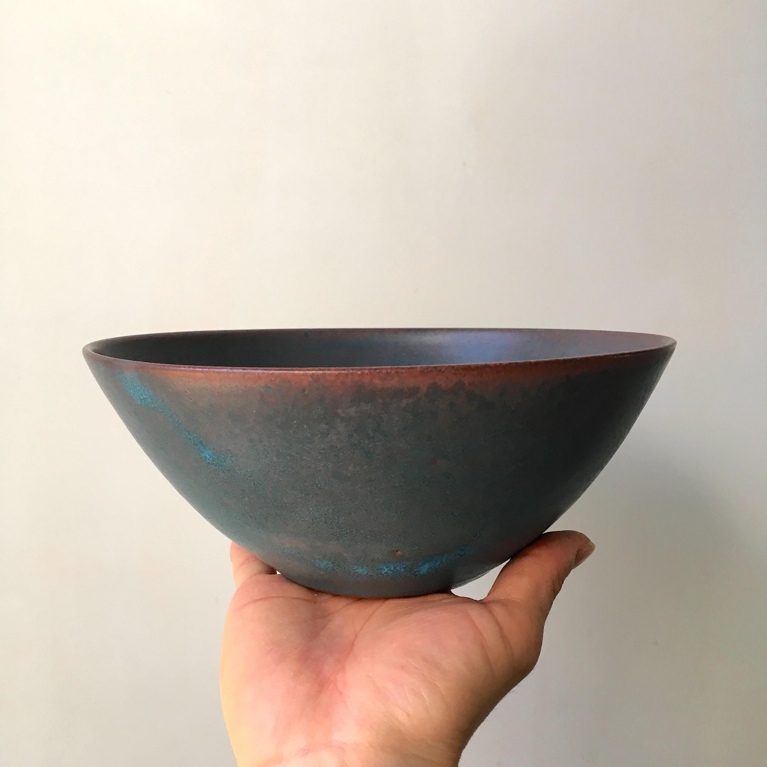 pottery bowl M  /  keisuke nagayoshi