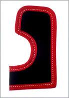 縁かがり 縁縫いなどに YKK フリーステッチテープ 20㎜幅 黒 5m