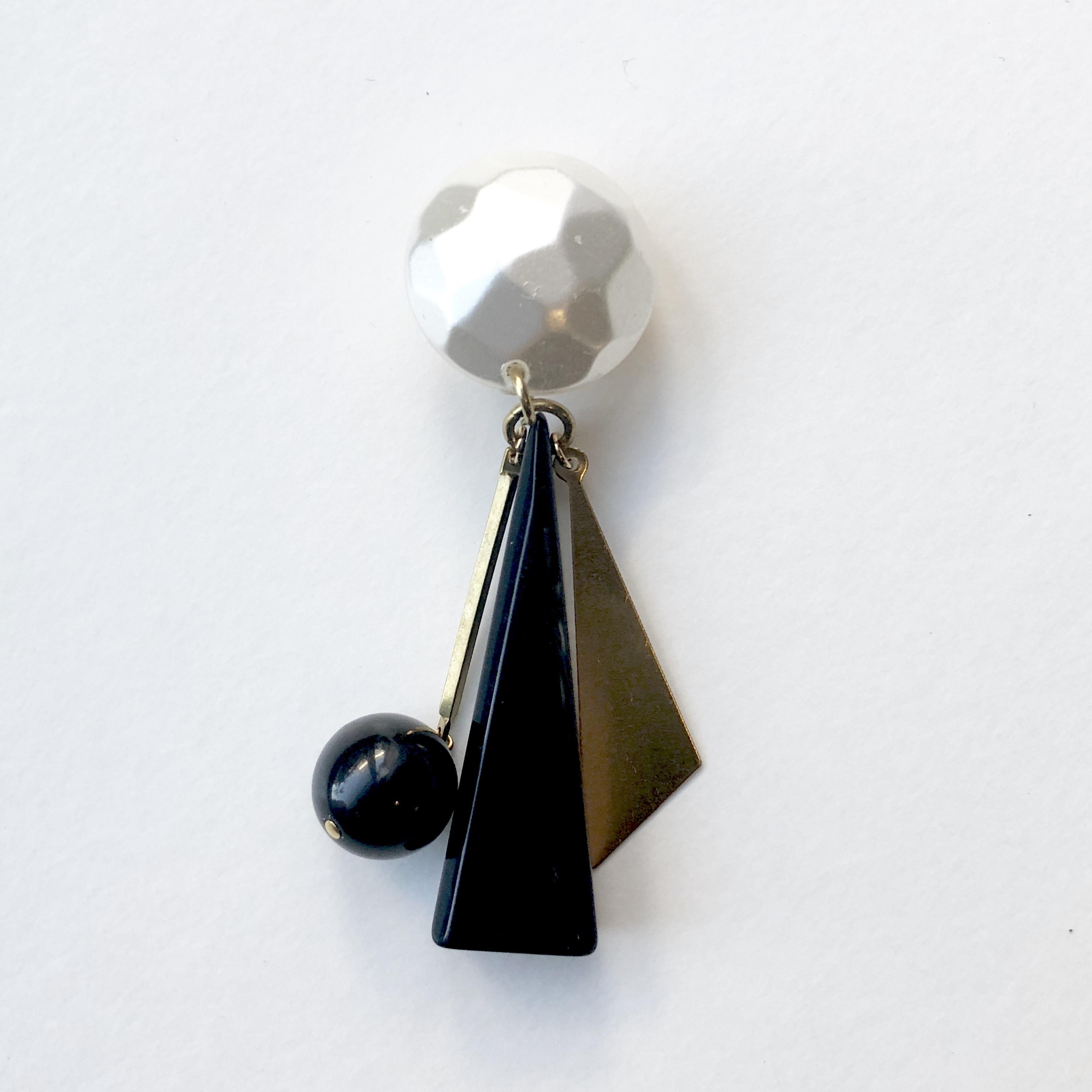 Single charm - pearl L-031