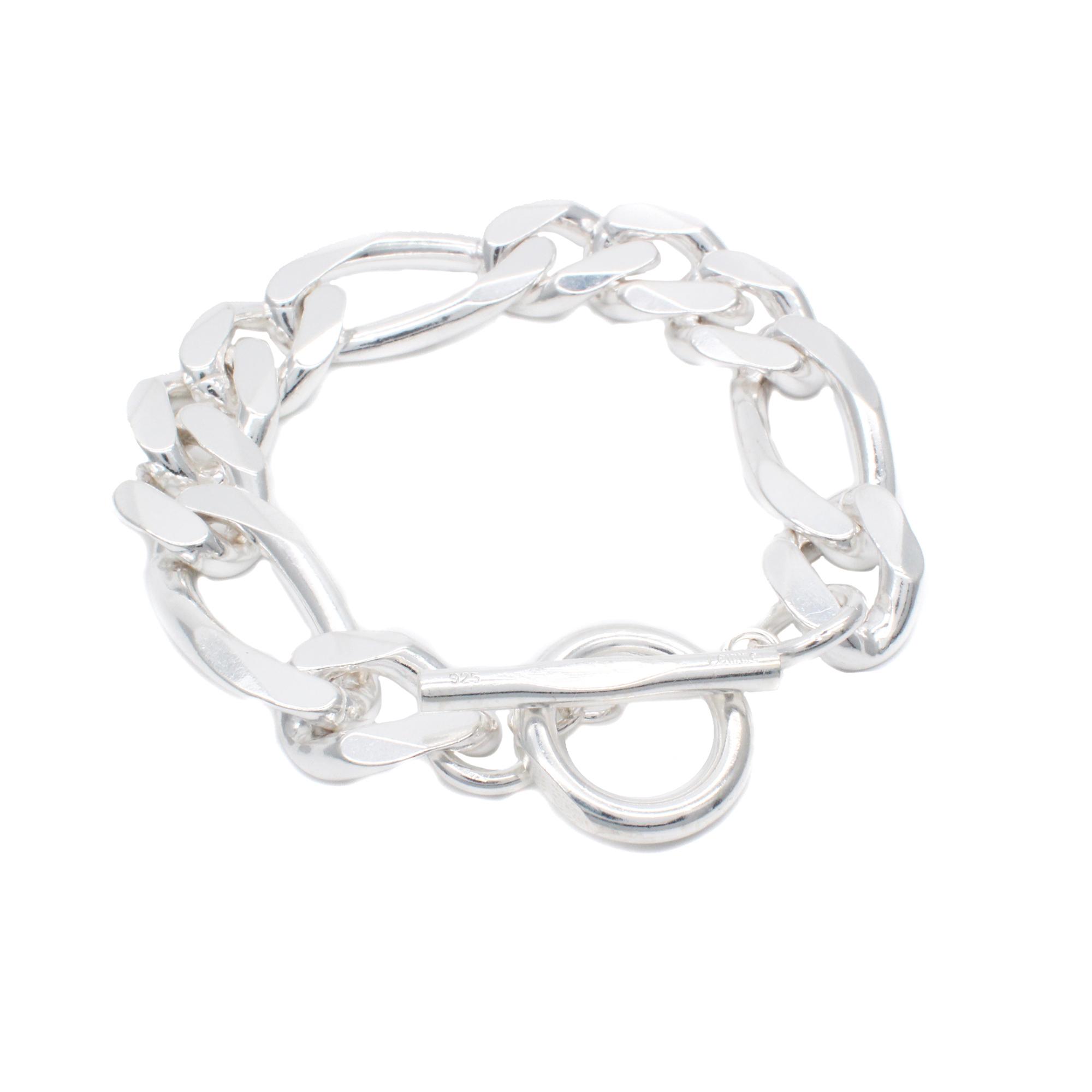 Pattern Chain Bracelet
