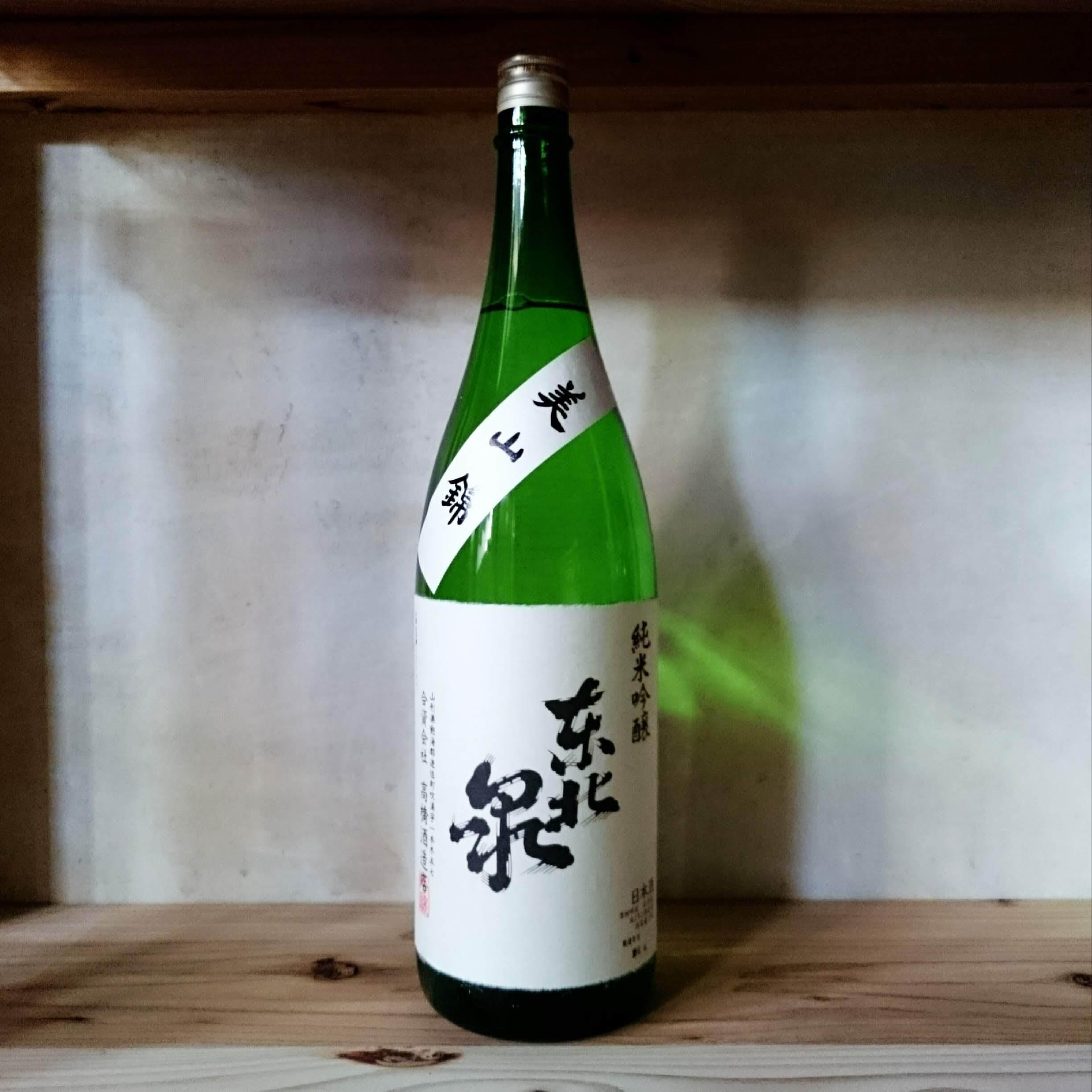 東北泉 純米吟醸 美山錦 720ml