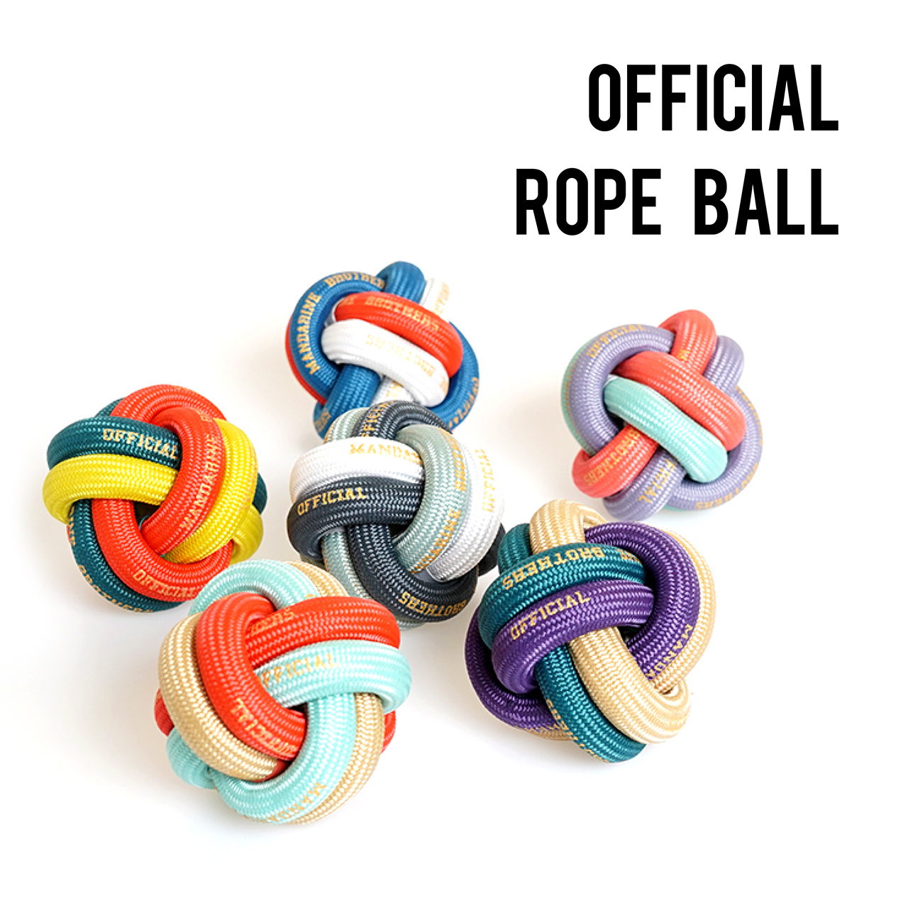 OFFICIAL ROPE BALL オフィシャルロープボール