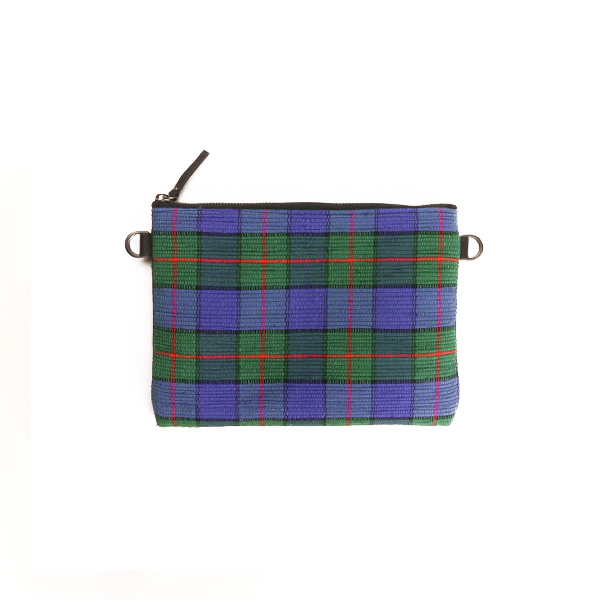Flat Pouch Harf / Green × Red : 2110100300509
