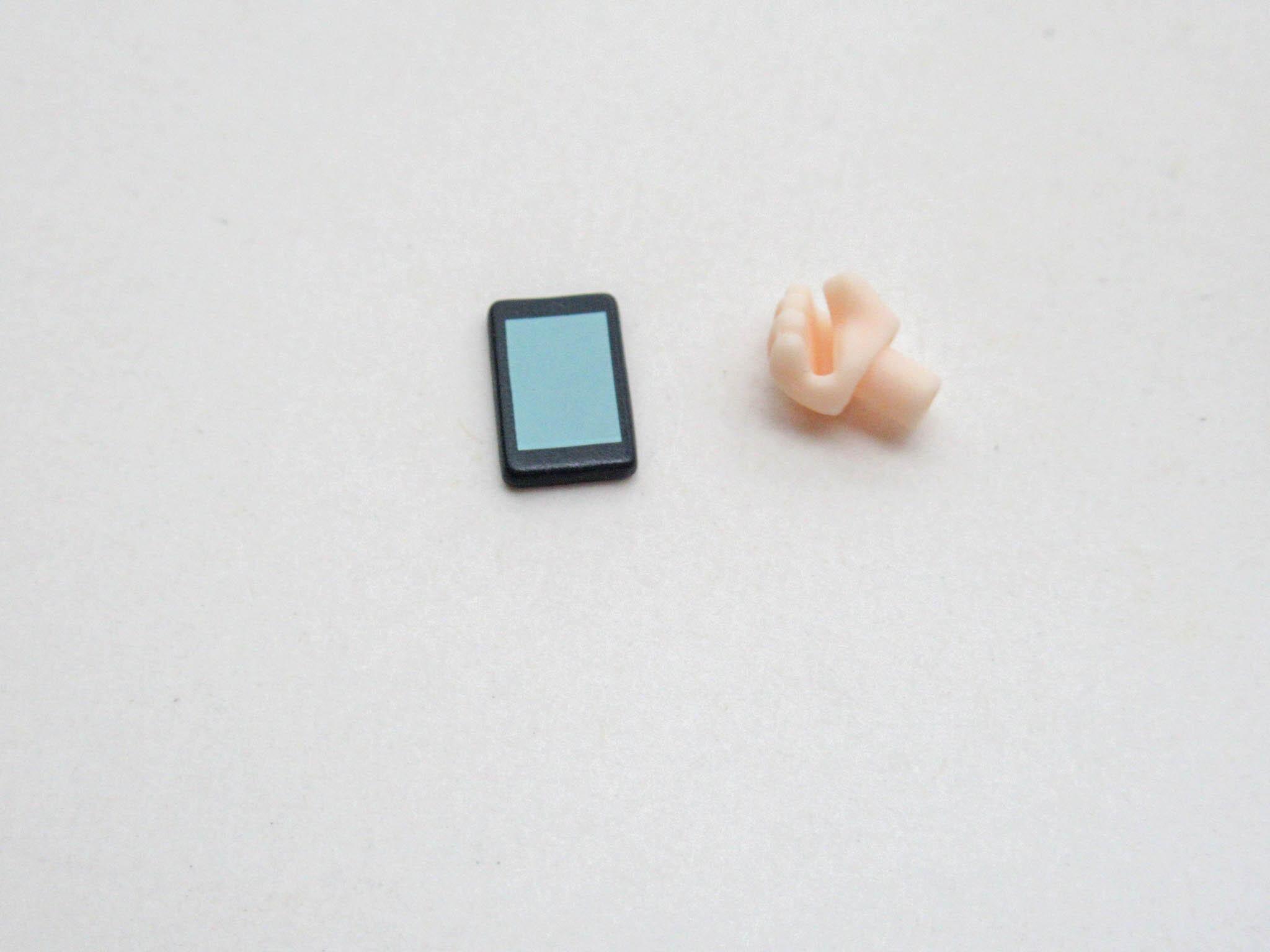 【1545】 バーサーカー/謎のヒロインX(オルタ) 小物パーツ 携帯端末 (A-ランク) ねんどろいど