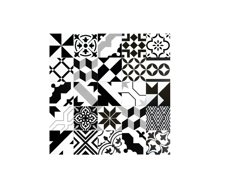 FRENCH PATTERN/DECORS CAD