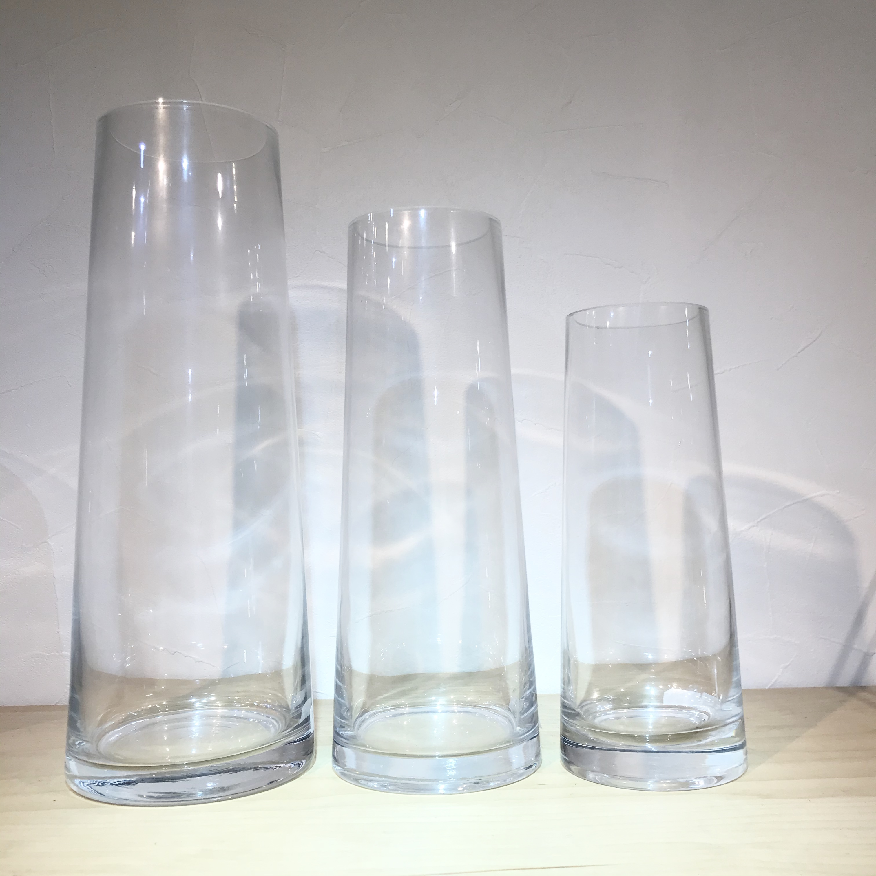 BOB CRAFT ボブクラフト トライアングル Lサイズ  フラワーベース 花瓶