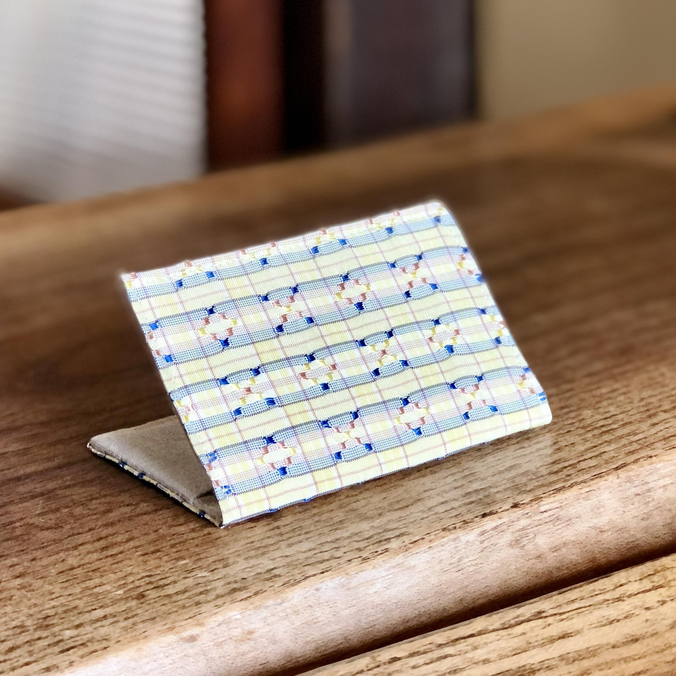 花織カードケース 14
