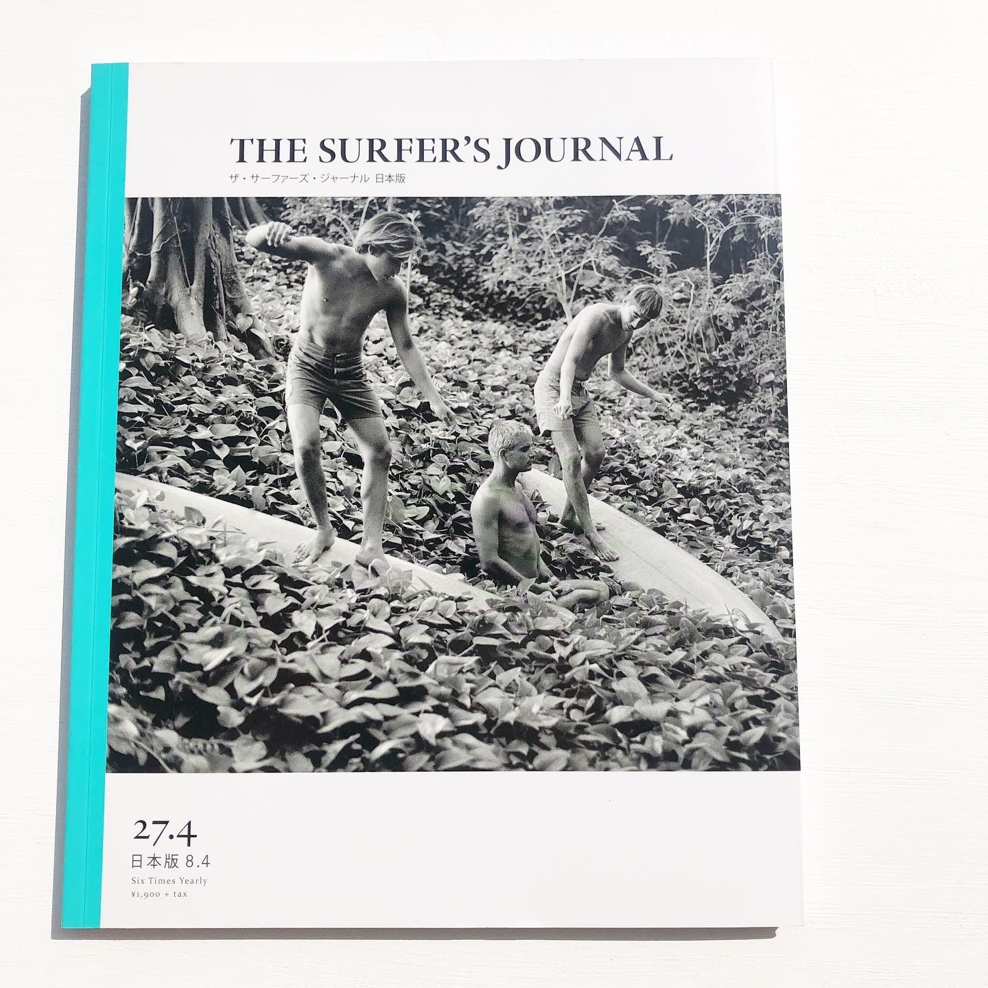 THE SURFER'S JOURNAL JAPAN 8.4