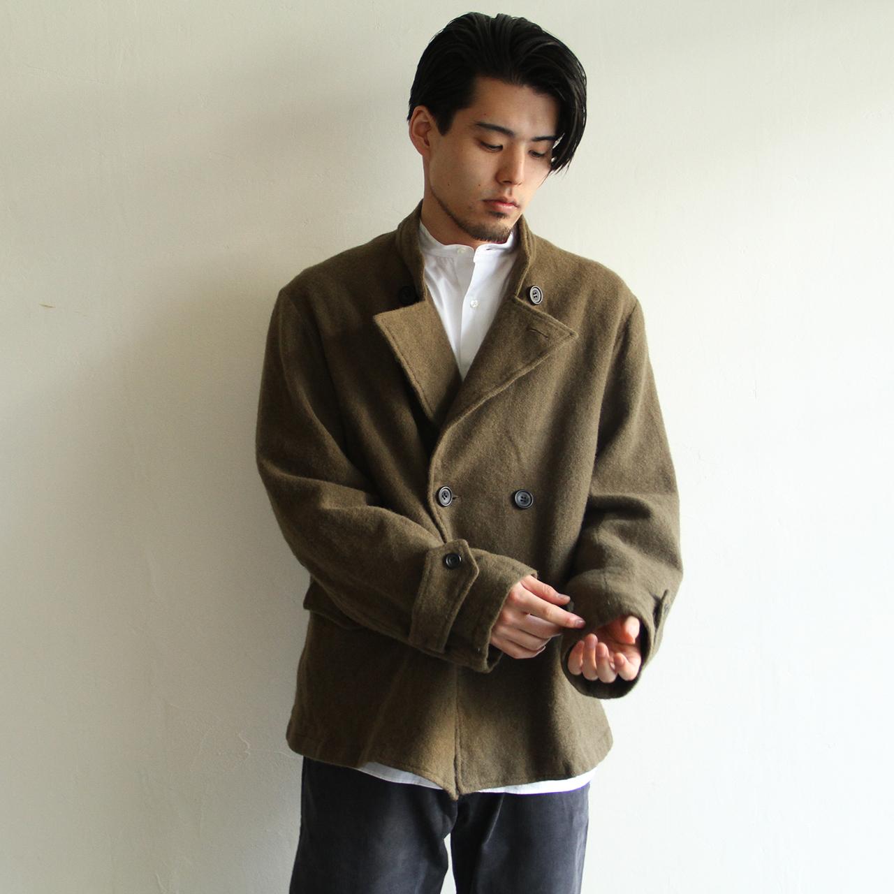 OUTIL【 mens 】veste poligny