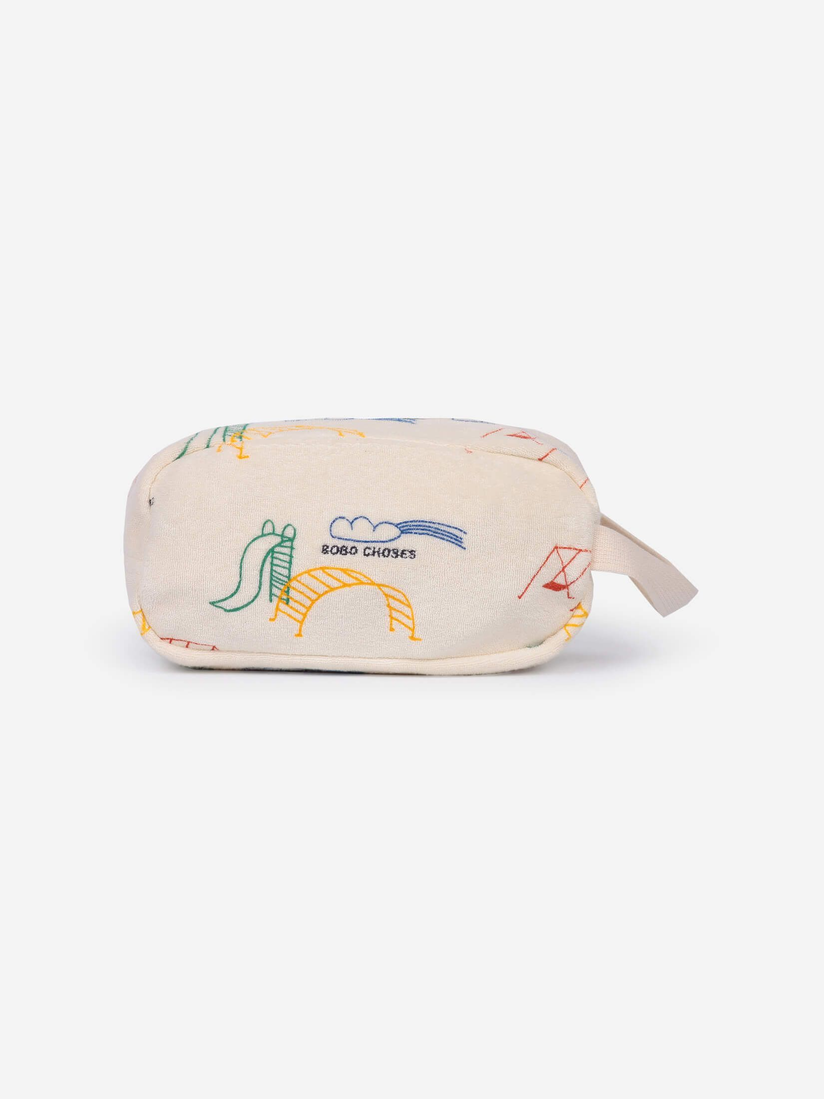 BOBO CHOSES ボボショセス Playground All Over Pouch size:one size