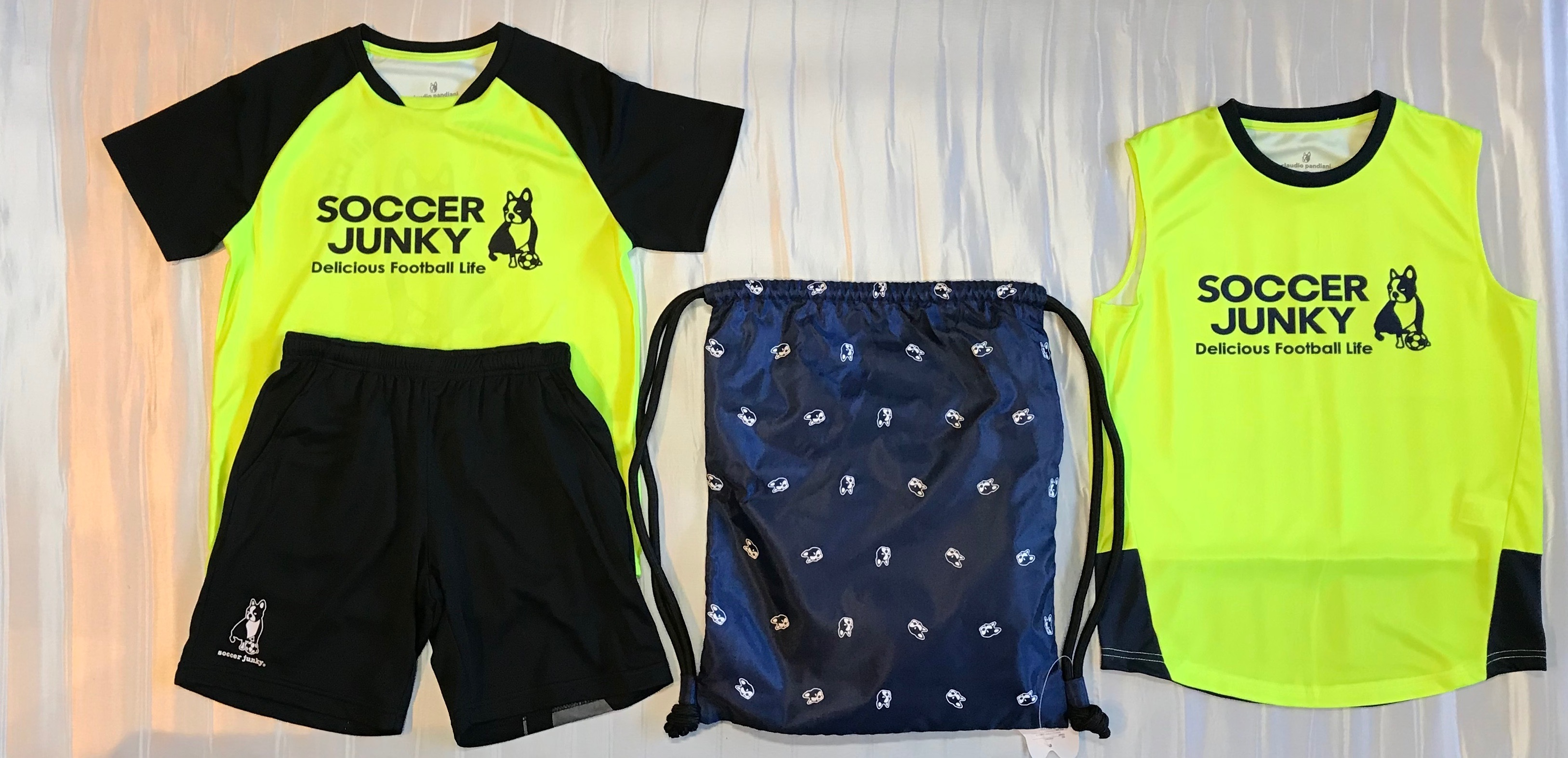 soccer junky  2019サマー合宿セット(HB028K)