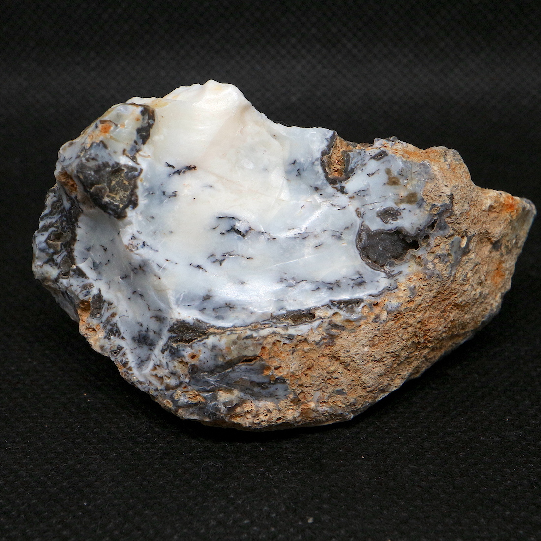デンドリチック オパール デンドリティック ブラジル産 72,8g OP073 原石 鉱物 天然石 パワーストーン