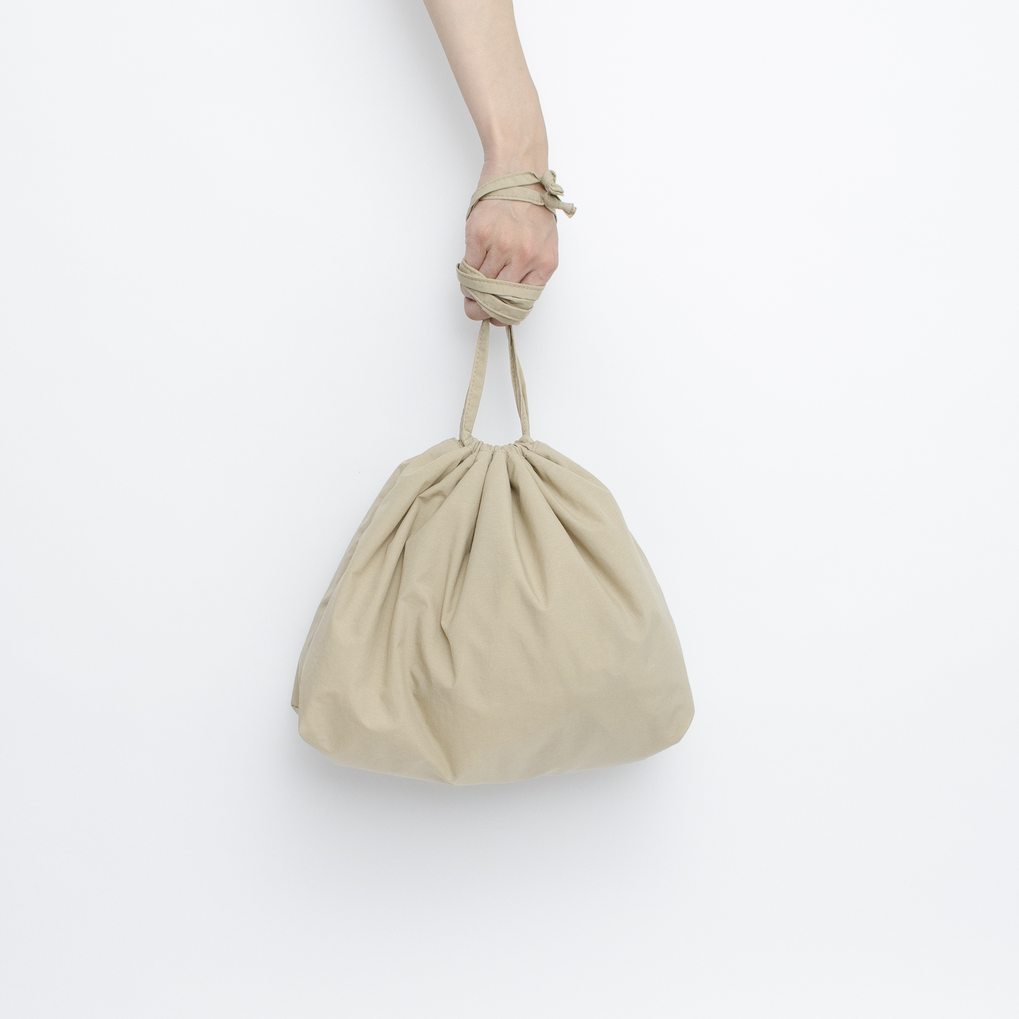 KaILI TOY NOT COMPACT ECOBAG BEIGE