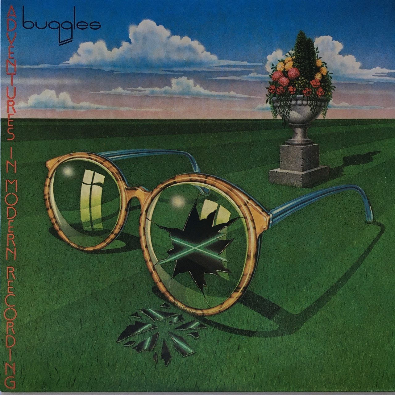 【LP・米盤】Buggles / Adventures In Modern Recording