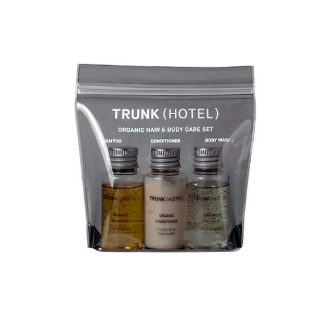 Organic Hair and Body Care Set