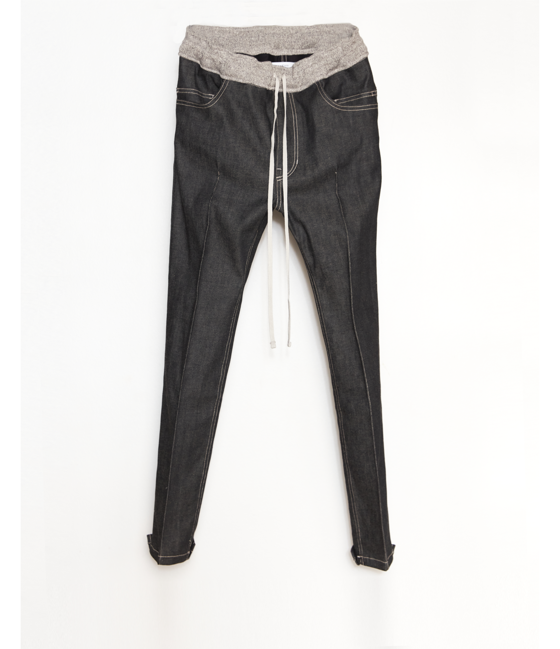 Skinny Jeans / Charcoal