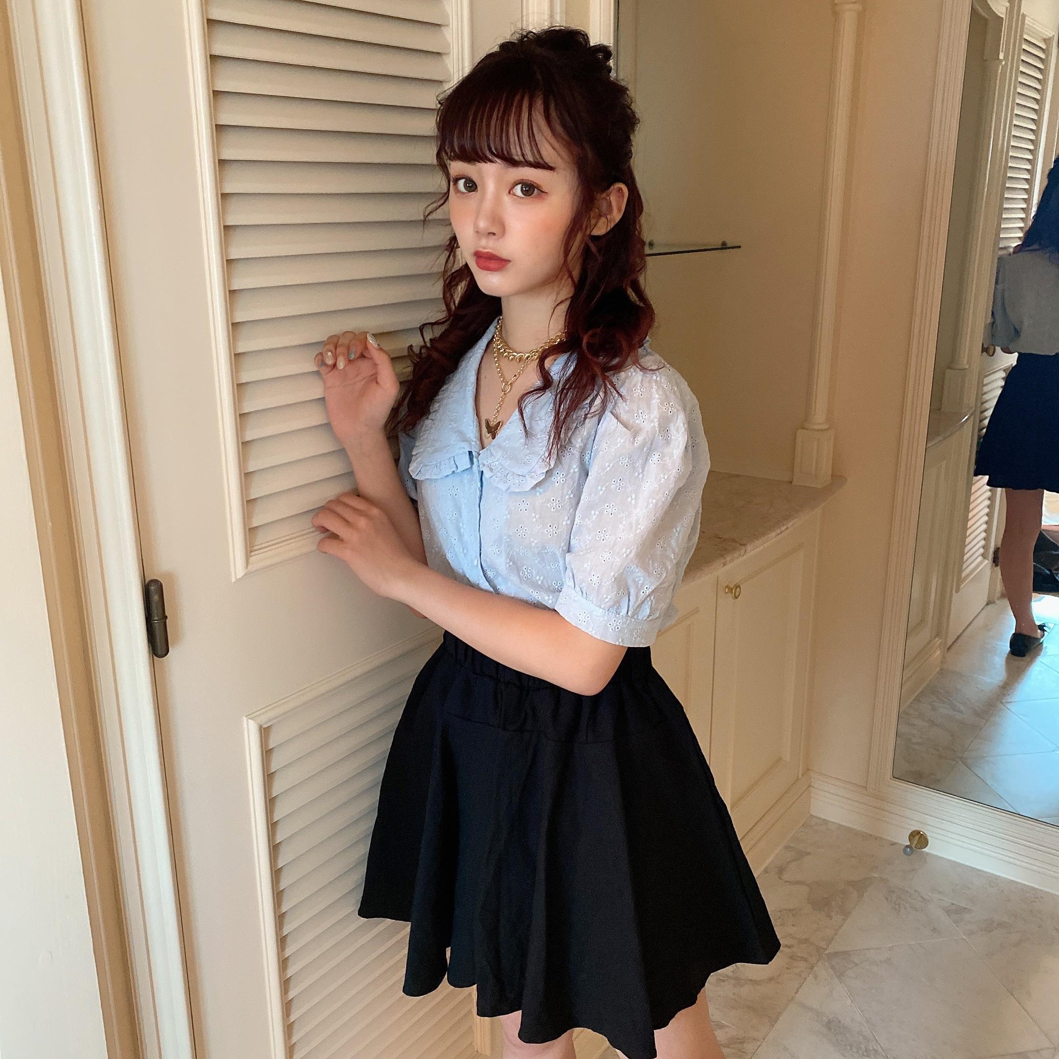 cotton girly shirt