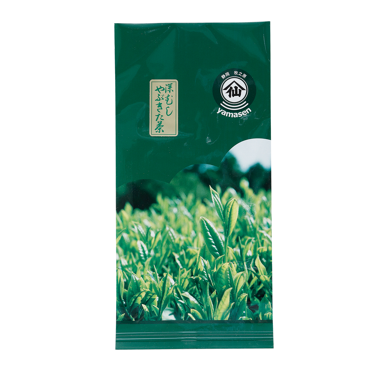 深蒸しやぶきた茶 100g