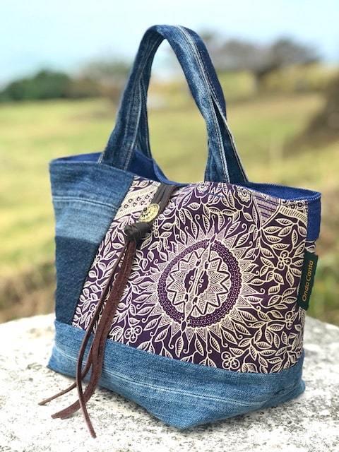 限定バリバティック紫 FresaミニトートSmall