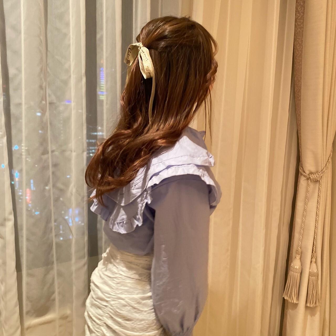 【NEW】girly callar blouse