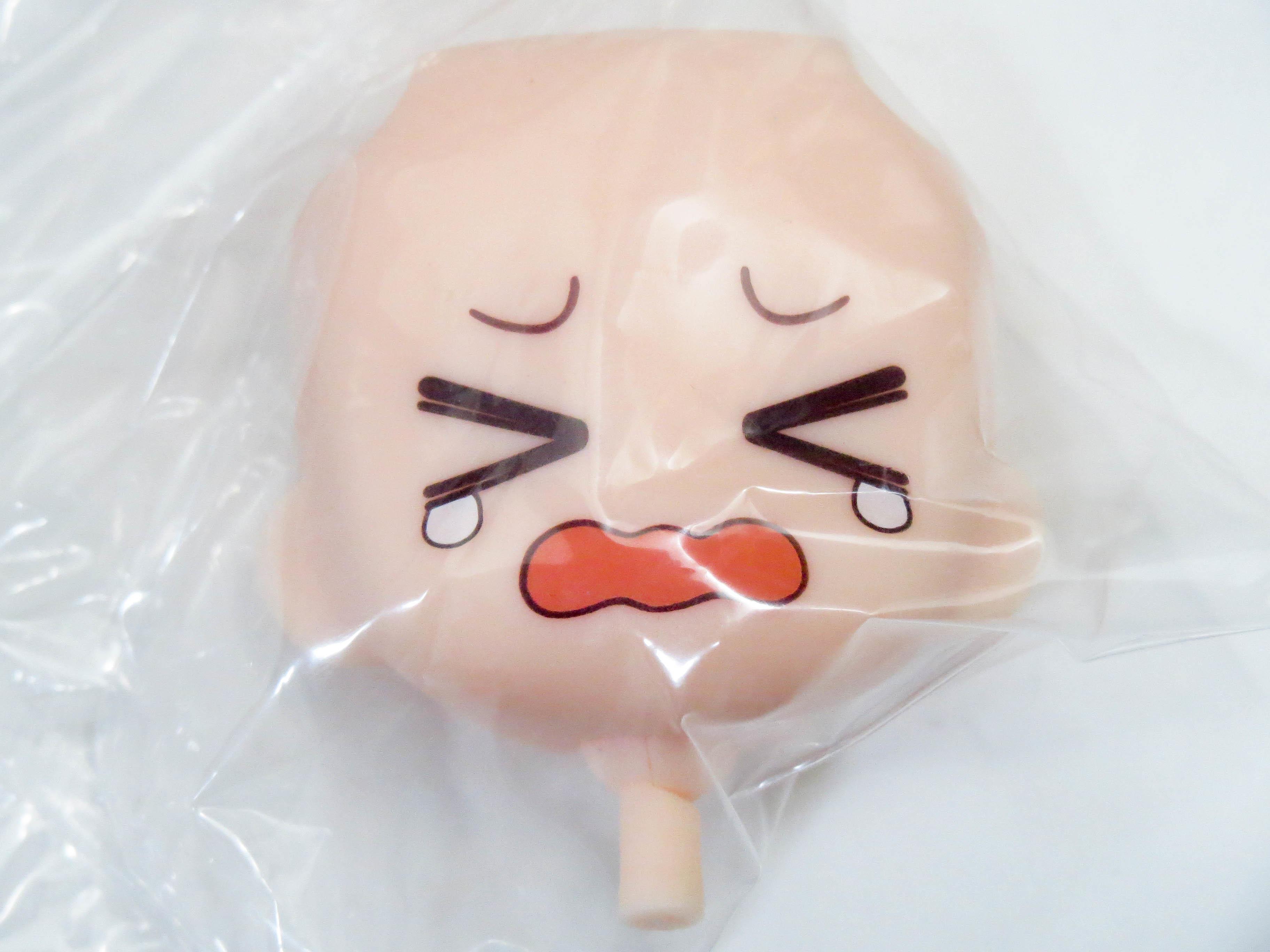 再入荷 ねんどろいどもあ 01&02セレクション 顔パーツ 泣き怒顔 とりかえっこフェイス