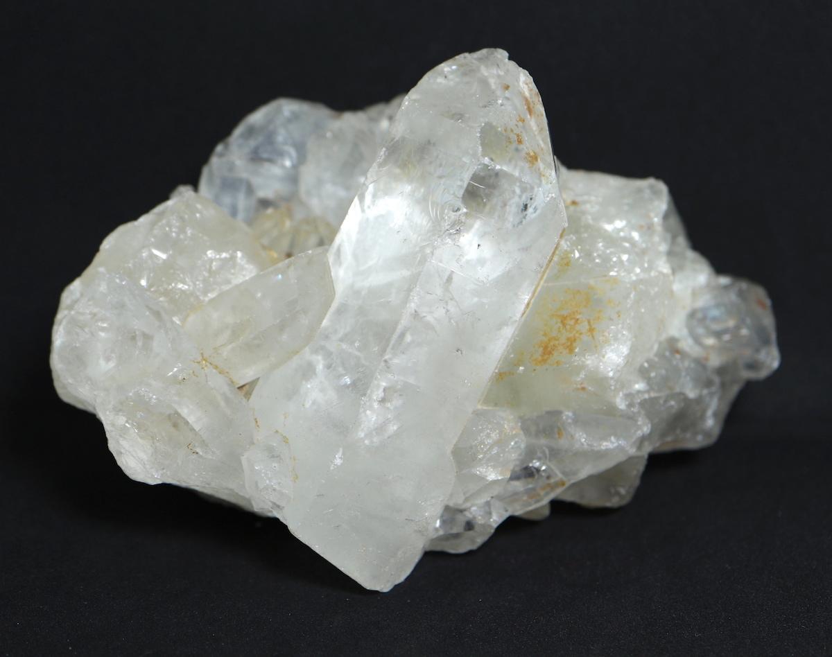 ブラジル産 クォーツ クラスター 水晶 582,7g QZ014