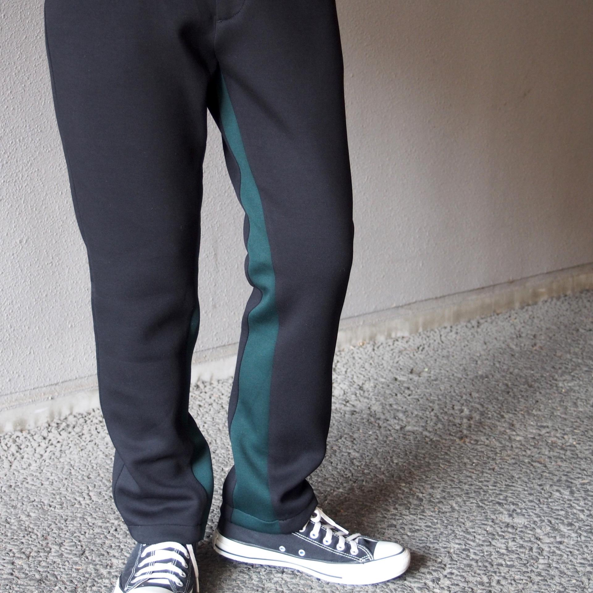 【hippiness】slack pants (black)/【ヒッピネス】スラックパンツ(ブラック)