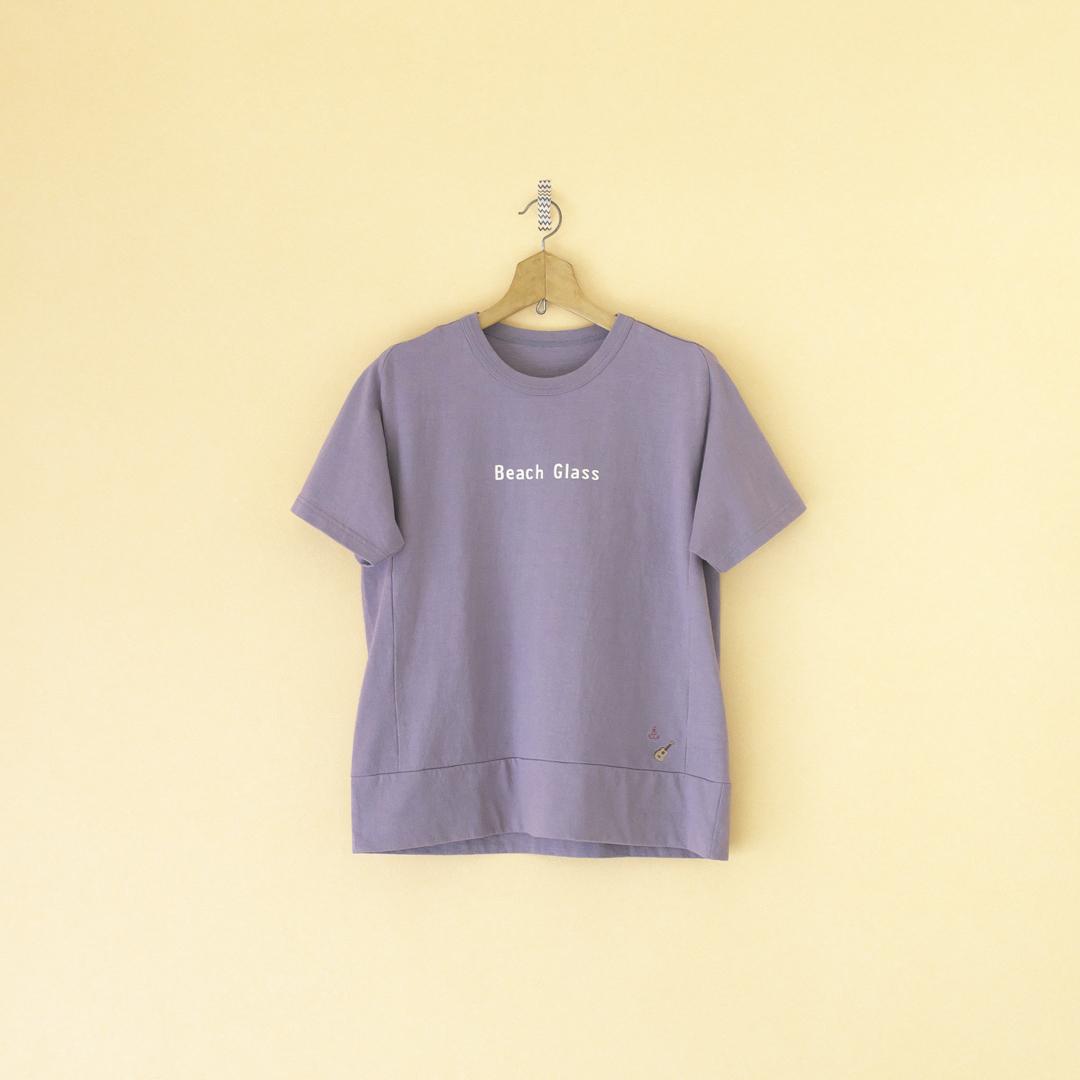 快晴堂 カイセイドウ 海上がりGirl'sTシャツ・こしあん