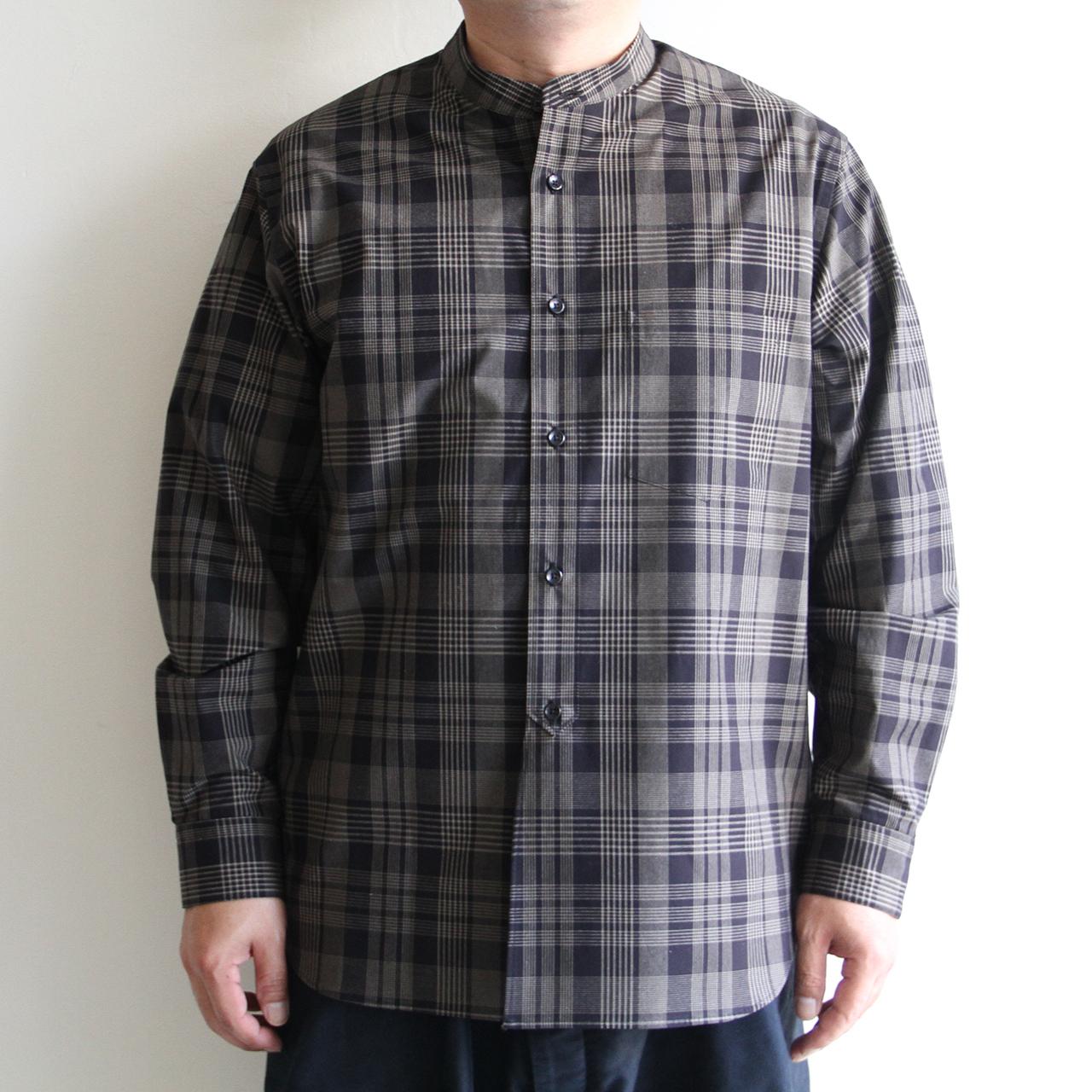 STILL BY HAND  【 mens 】check shirts
