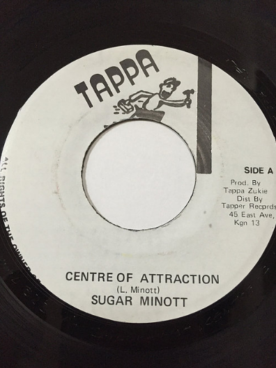 Sugar Minott(シュガーマイノット) - Center Of Attraction【7'】