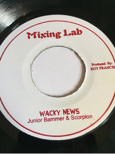 Junior Brammer(ジュニアブラマー) & Scorpion(スコーピオン) - Wacky News【7'】