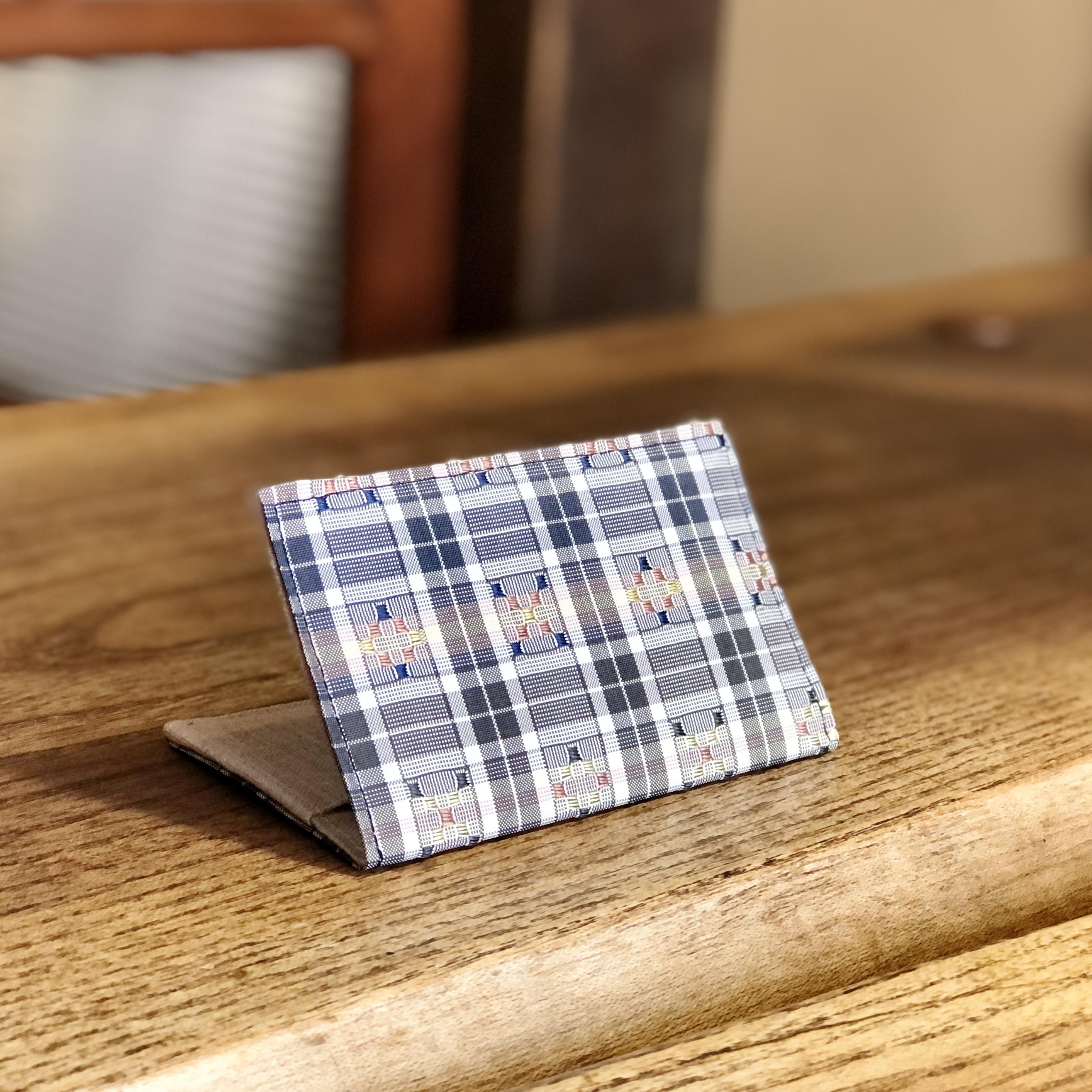 花織カードケース 11