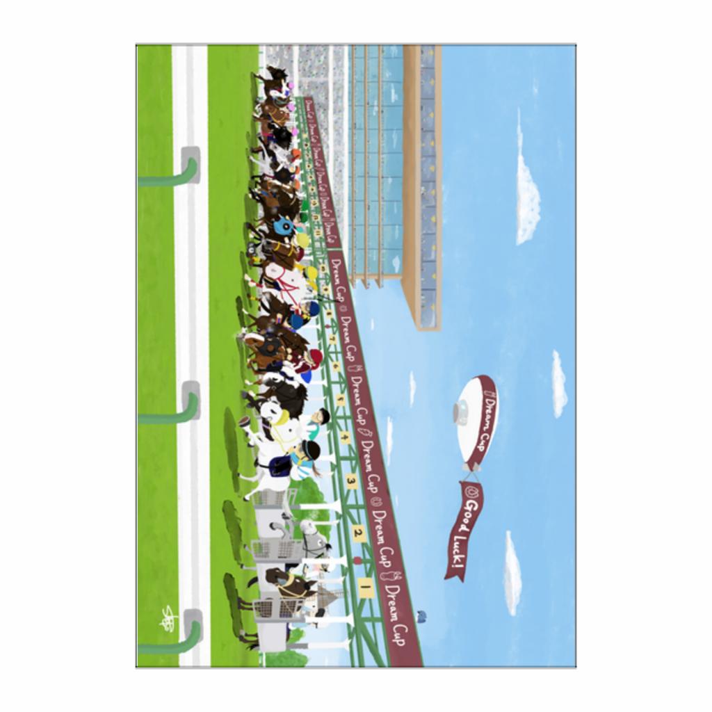 Dream Cup A3ポスター(受注生産)