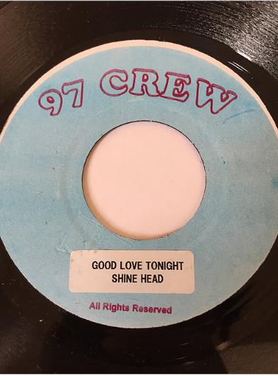 Shinehead (シャインヘッド) - Good Love Tonight【7'】