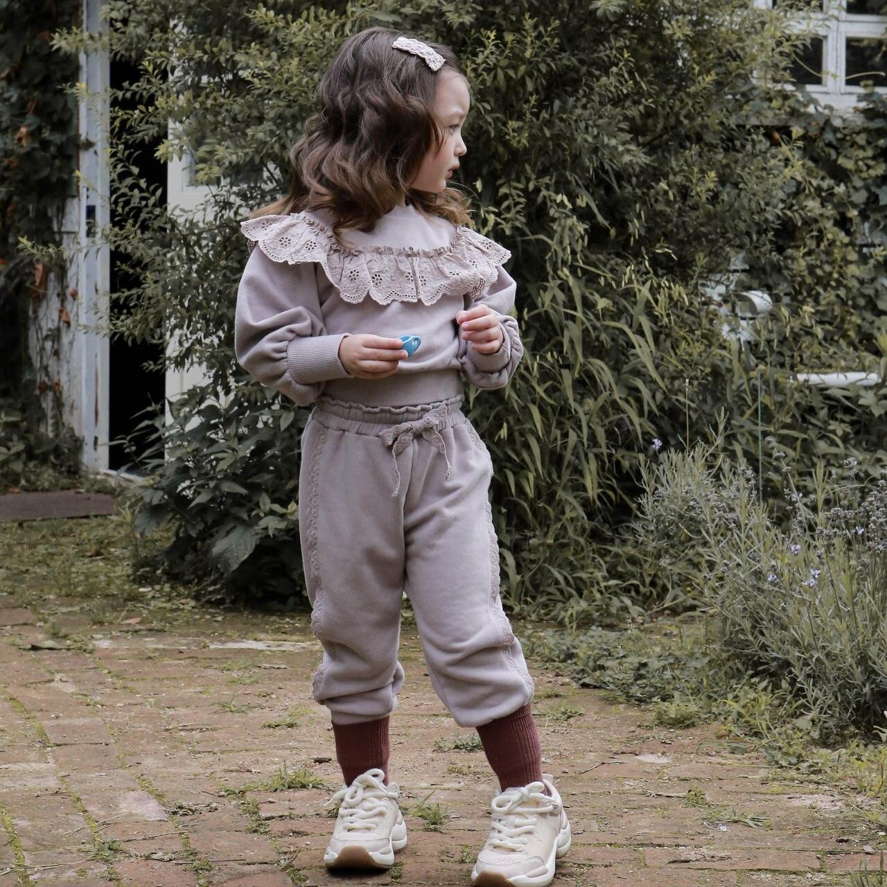 【先行予約】『puella FLO』Shasha Jogger Pants