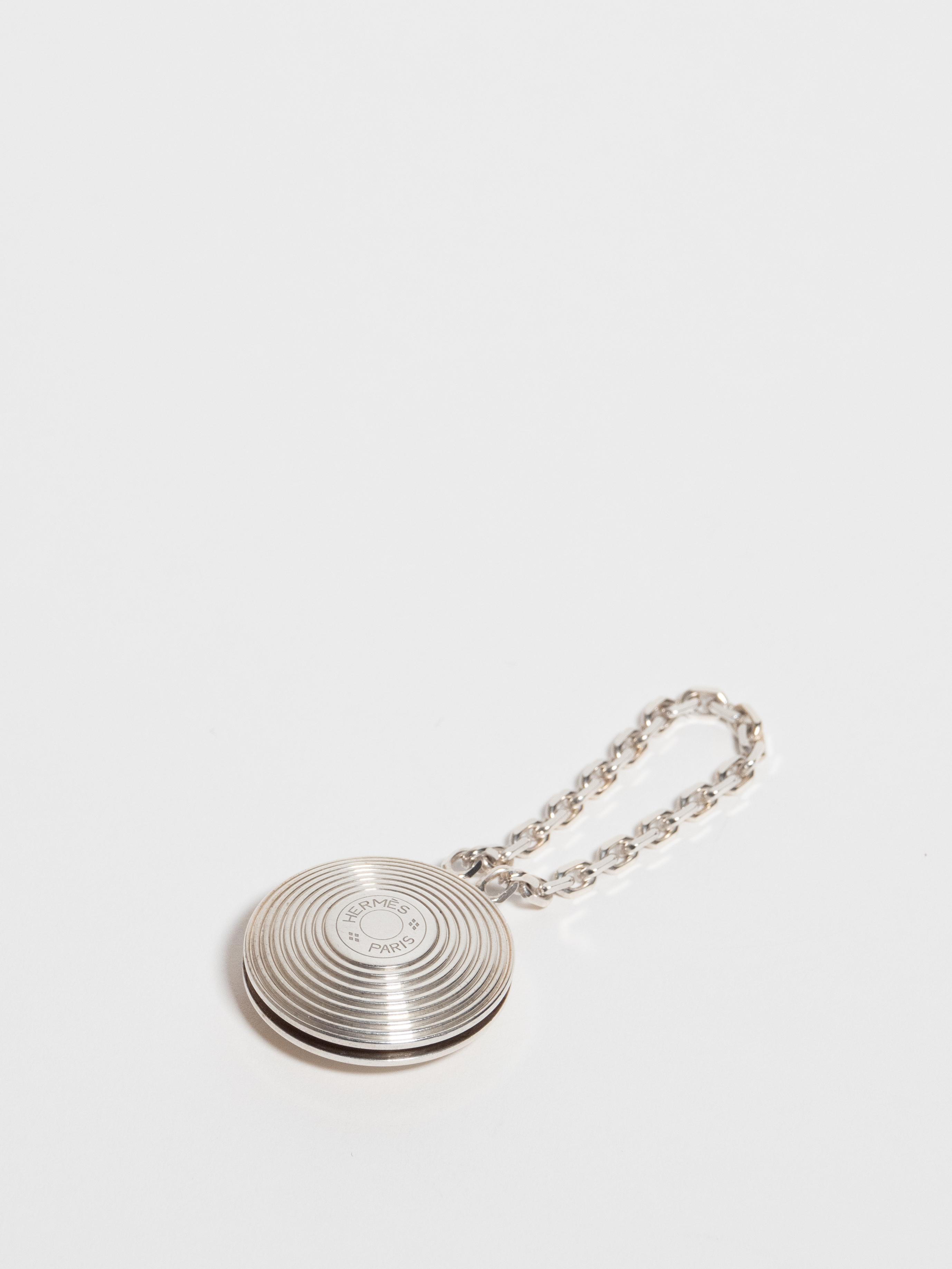 Cymbal Motif Bag Charm / Hermès