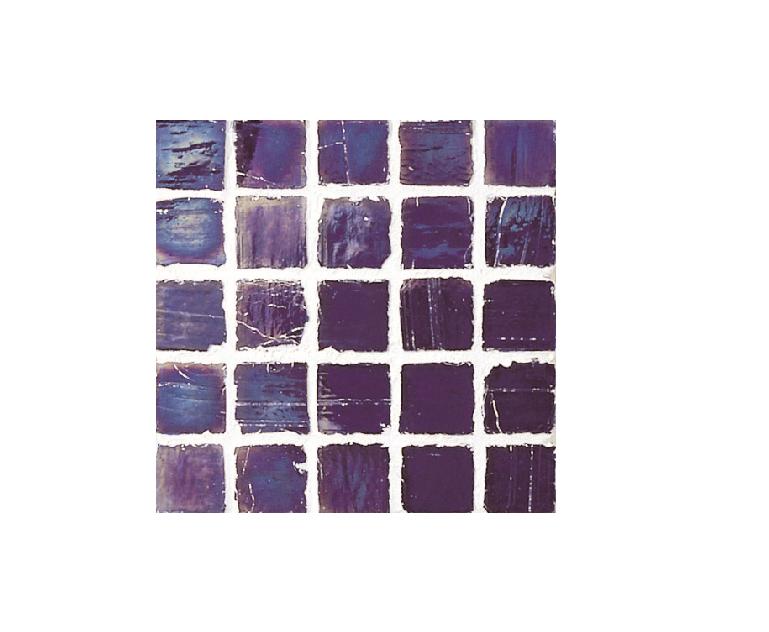 Staind Grass Mosaic【Cobalt/Pearl】ステンドグラスモザイク【コバルト/パ-ル】