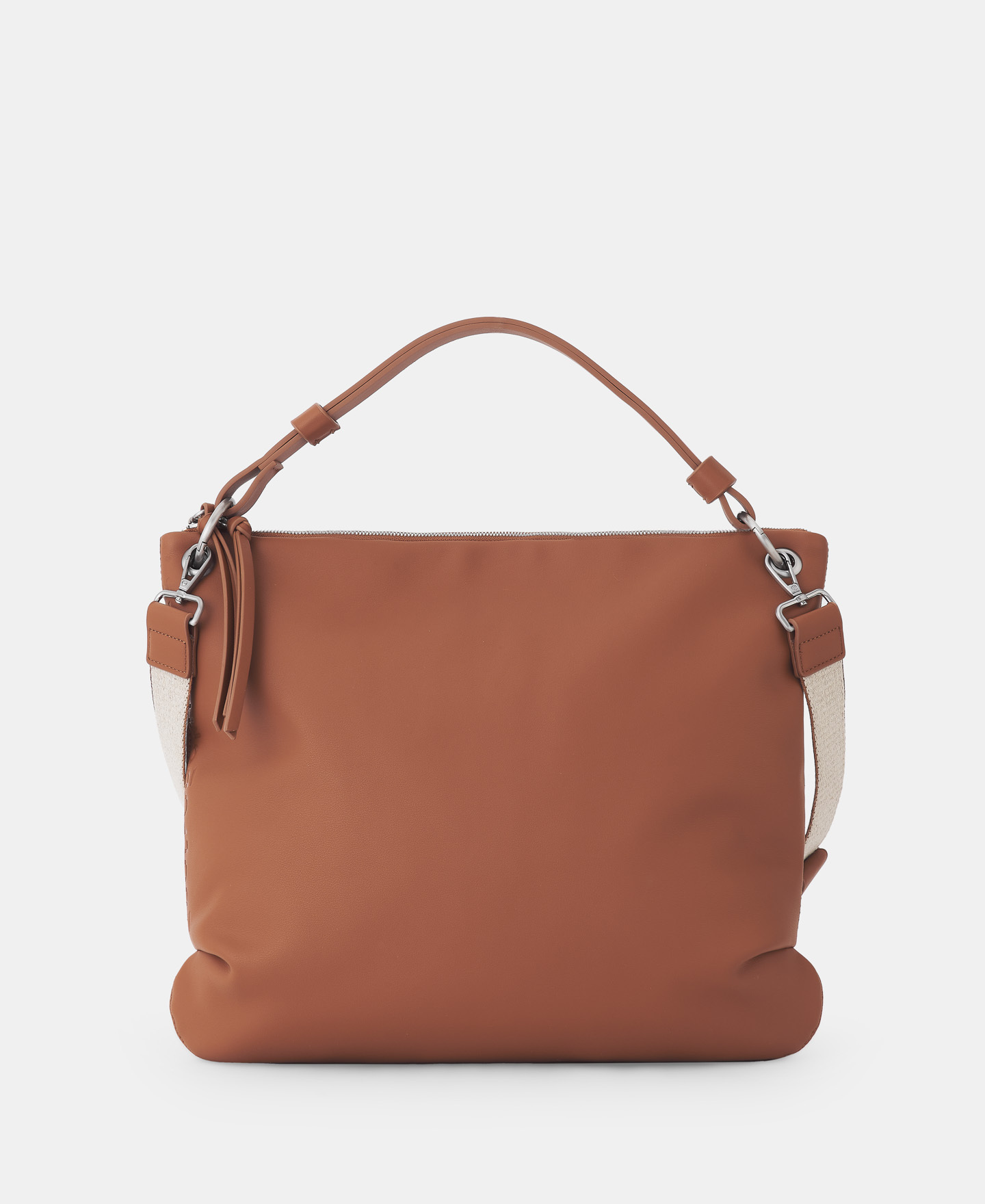 FAUX LEATHER HOBO[212251500211]