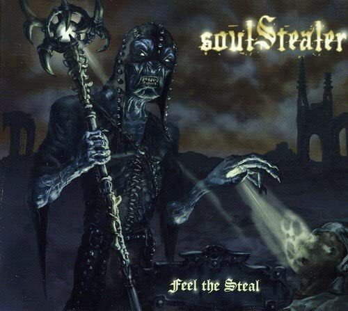 "SOUL STEALER ""Feel the Steal"" (輸入盤)"