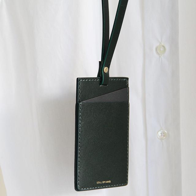 STILL BY HAND  【 mens 】small wallet