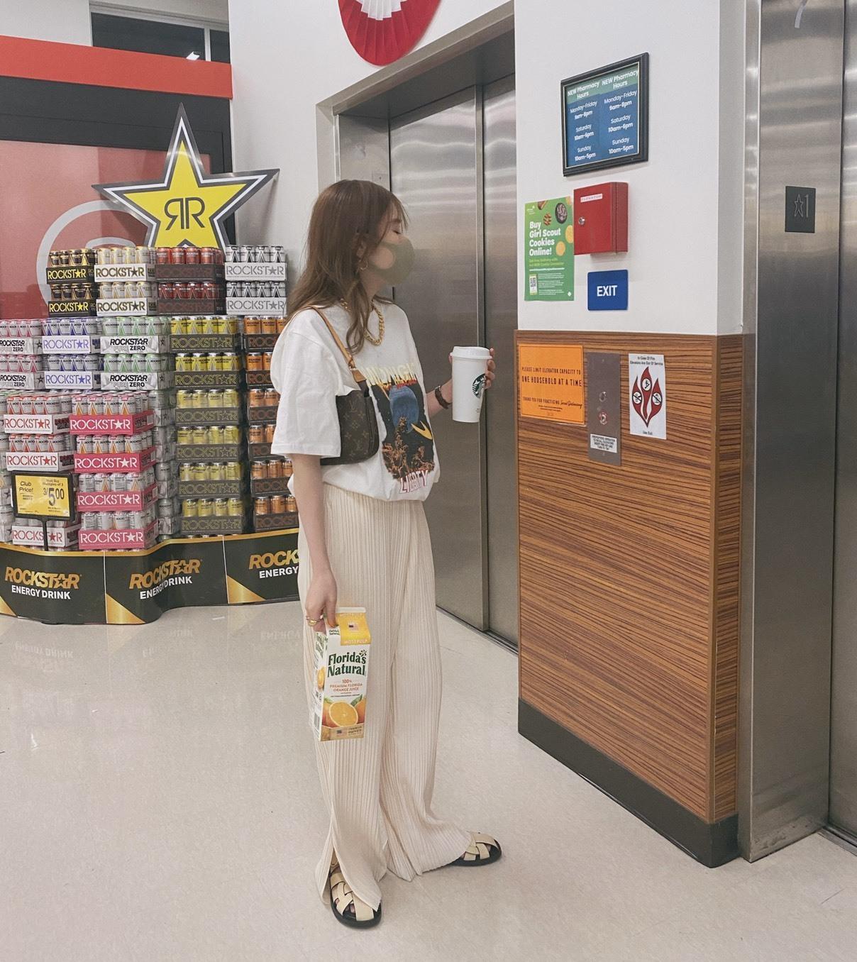 【6/20締】DAYNYC midnight T(white)