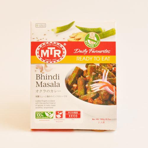 MTRレトルトカレー オクラのカレー Bhindi Masala