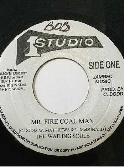 Wailing Souls(ウェイリングソウルズ) - Mr. Fire Coal Man【7'】