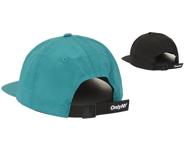 ONLY NY Nylon Tech Polo Hat