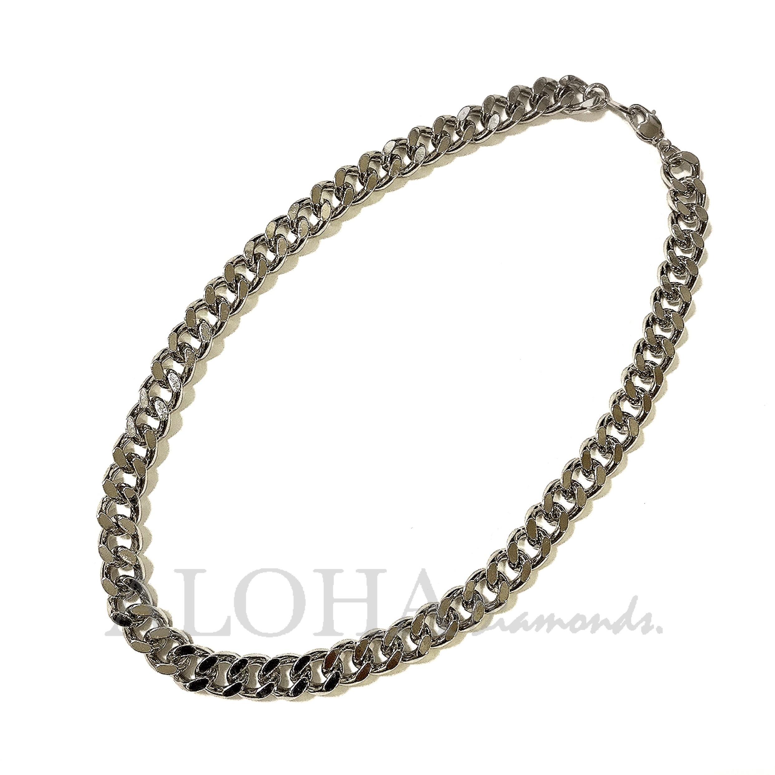 ✴︎✴︎✴︎The chain - No.1✴︎✴︎✴︎シルバー/ネックレス 41cm(ネックレス単品)