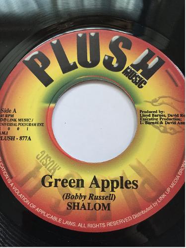 Shalom(シャローム) - Geen Apples【7'】